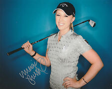 MORGAN PRESSEL SIGNED AUTO'D 8X10 PHOTO POSTER LPGA TOUR SOLHEIM CUP B