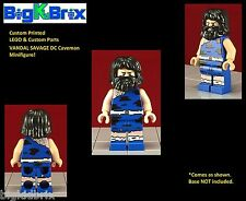 VANDALL SAVAGE Caveman DC Custom Printed LEGO & Custom Parts Minifigure