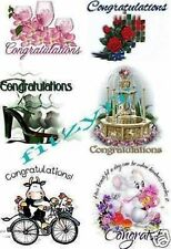 Congratulations Greeting images & Pictures Art Craft CD