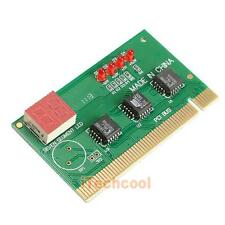 2 Digit PC PCI Diagnostic Card Motherboard Analyzer Tester Post for Desktop
