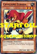 Yu-Gi-Oh! Cavaliere Zubaba STARFOIL SP13-IT001 Knight Fortissima Carta di Yuma