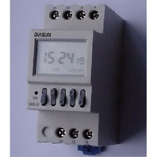 Micro-computer Time Control Switch Timer Longitude & Latitude Auto Programmable