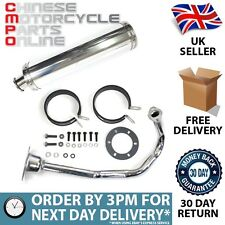 Scooter Sports Exhaust 139QMB T1 for Haizhimeng GP1 4T HZM50QT-16