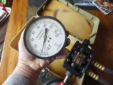 Griswold Controls HVAC Leak Detector Kit With Norgren 150 PSI Air Control Valve