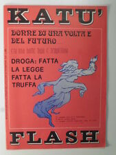 Katu' flash. Mensile di controinformazione e cultura alternativa, A. 1. N. 4....