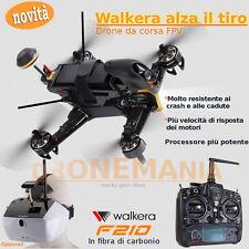 Drone Walkera F210 3D RACERS FPV prestazioni senza rivali drone sport