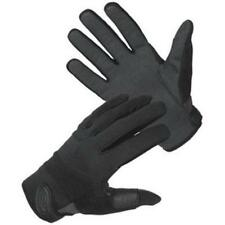 Hatch SGK100 Black Cut Resistant Street Guard Search Gloves w/ Kevlar - Medium