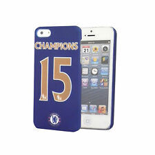 Chelsea FC Official iPhone 5/5s Hard Champions 15 Phone Case Genuine
