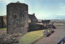 Bg32785 st margaret s chapel and mons meg edinburgh castle   scotland
