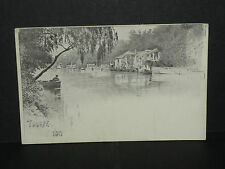 Norfolk -Thorpe from a drawing by Miller- Smith c.1905 (interesting on reverse)