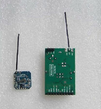 600M 2.4G Wireless Image Video AV Transmitter + 2.4G AV Receiver Module Set New