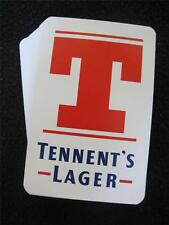BREWERIANA ADVERTISING PACK of PLAYING CARDS - TENNENT'S LARGER