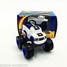 Blaze and the Monster Machines Vehicle Diecast Toy Racer Cars Truck DARINGTON