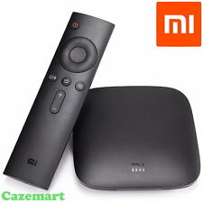Xiaomi Mi Box Int 4K HDR Android TV 6.0 8GB Media Streamer Built-in Google Cast