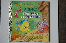 New Flounder to the rescue,  the little mermaid, children's book