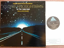 Close Encounters of the Third Kind - John Williams Soundtrack LP – NM