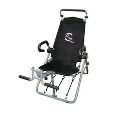 Medicarn Home Ab Chair Deluxe 2 Abdominal Lounge Crunch Exerciser - NEW