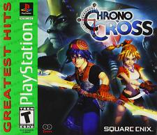 Chrono Cross - PlayStation, New, Free Shipping.
