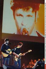Photo originale Noir Désir  Bertrand Cantat victoires de la musique 2002