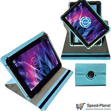 360° 9,6 Zoll Tablet Tasche für TrekStor SurfTab breeze 9.6 Schutz Hülle Türkis