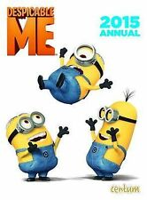 Centum Books Ltd Despicable Me Annual 2015 & Free Activity Book Very Good Book