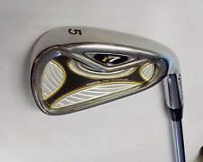 TaylorMade R7 5 Iron Rifle 5.5 Steel Shaft