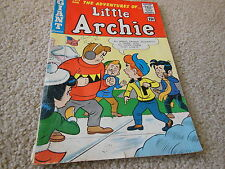 VINTAGE LITTLE ARCHIE COMIC BOOK #30 SPRING 1964 ISSUE