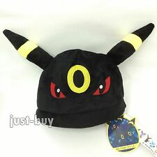 Umbreon Nintendo Pokemon Hat Plush Soft Toy Character Cloth Cosplay Cap Lovely