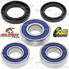 All Balls Rear Wheel Bearings Seals For Suzuki DRZ 400E Non CA Pumper Carb 2007