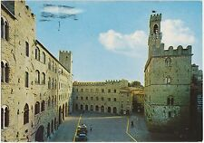 VOLTERRA - PIAZZA DEI PRIORI (PISA) 1978