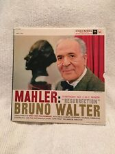 Bruno Walter - Mahler Symphony No.2 * Columbia 6-Eye M2L 256 2LP NM