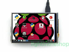 4,0'' LCD Display 480 X 320 TFT IPS Touchscreen für Raspberry PI B+ PI2 B modell