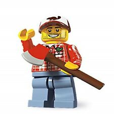 LEGO #8805 Mini figure Series 5  LUMBERJACK