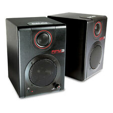 AKAI RPM3 Active Studio Monitor Speakers With Built-In USB Audio Interface