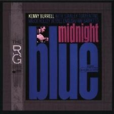 "KENNY BURRELL ""MIDNIGHT BLUE CRUDY VAN GELDER"" CD NEU"