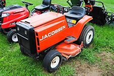 "Jacobsen Garden Tractor / Riding Mower 12hp Kohler 42"" Deck (2zy536)"
