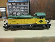LIONEL 8153 READING NW-2 DIESEL NEW WITH UPGRADES
