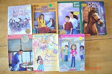 Animal Ark Cat Who Went to Heaven  Scholastic Kids Chapter Books Lot of 7