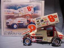 DOUG WOLFGANG DP KNOXVILLE MUSEUM R&R SPRINT CAR RACING 1/18 GMP WORLD OF OUTLAW