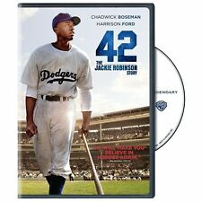 42 The Story of Jackie Robinson DVD Brand New