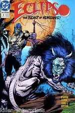 Eclipso #2 Comic Book - DC 1992