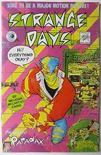 Strange Days #3 (Apr 1985, Eclipse) (C3499)