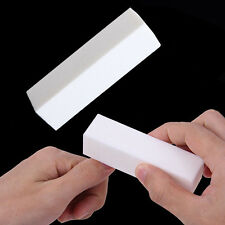 10pcs Nail Art Buffer Buffing Sanding Files Block Pedicure Manicure Care LE