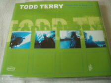 TODD TERRY - READY FOR A NEW DAY - HOUSE CD SINGLE