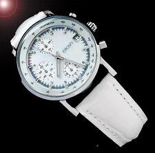 DKNY LADIE'S LUXURY DRESS CHRONOGRAPH WHITE V.I.P. WATCH NY4528