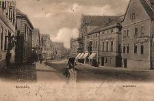 1169/ Foto AK, Bückeburg, Langestrasse, 1903