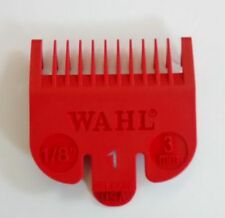 Wahl Clipper Attachment Guard - Size 1 (3mm) Red