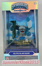 Elite Slam Bam Skylanders Eon`s Elite Collection Figur - Eon Premium Edition