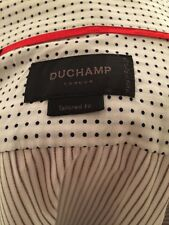 Duchamp London Shirt Size 17 Or 41 ������������Tailored Fit