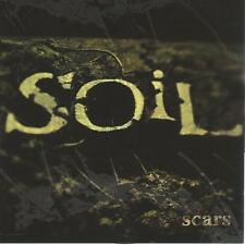 CD album SOIL - SCARS  DISC-COUNT shop